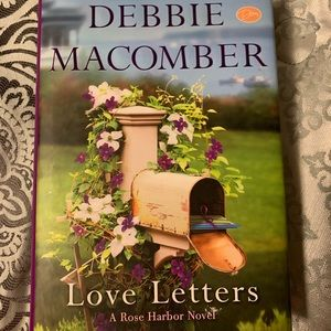 """""""Love Letters"""" by Debbie Macomber, Hardcover"""